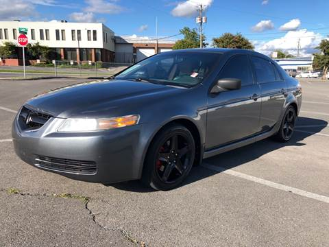 2005 Acura TL for sale at Diana Rico LLC in Dalton GA