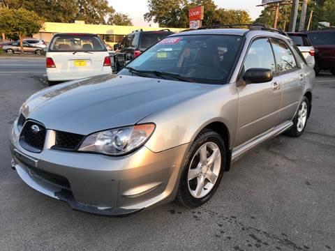 2006 Subaru Impreza for sale at Diana Rico LLC in Dalton GA