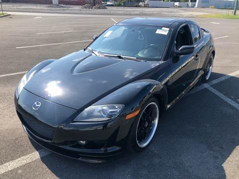 2005 Mazda RX-8 for sale at Diana Rico LLC in Dalton GA
