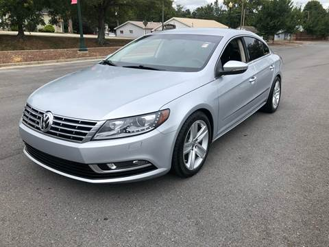 2013 Volkswagen CC for sale at Diana Rico LLC in Dalton GA