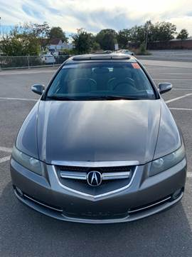 2007 Acura TL for sale at Diana Rico LLC in Dalton GA