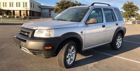 2002 Land Rover Freelander for sale at Diana Rico LLC in Dalton GA