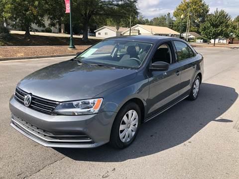2016 Volkswagen Jetta for sale at Diana Rico LLC in Dalton GA