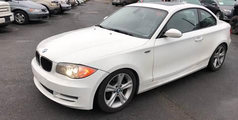 2009 BMW 1 Series for sale at Diana Rico LLC in Dalton GA