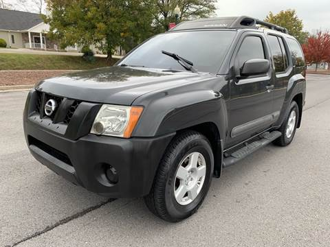 2005 Nissan Xterra for sale at Diana Rico LLC in Dalton GA
