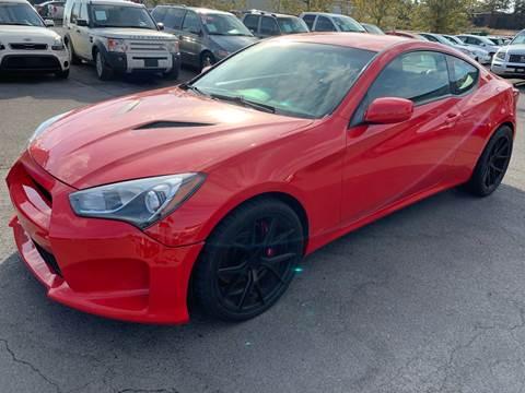 2013 Hyundai Genesis Coupe for sale at Diana Rico LLC in Dalton GA
