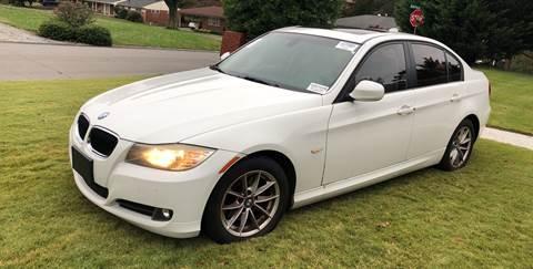 2010 BMW 3 Series for sale at Diana Rico LLC in Dalton GA
