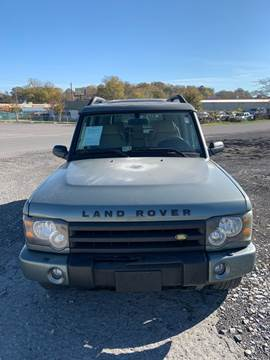 2004 Land Rover Discovery for sale at Diana Rico LLC in Dalton GA