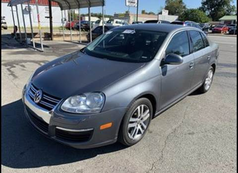 2007 Volkswagen Jetta for sale at Diana Rico LLC in Dalton GA