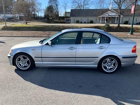 2003 BMW 3 Series for sale at Diana Rico LLC in Dalton GA