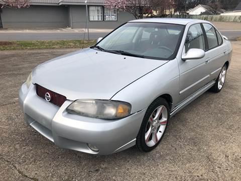 2002 Nissan Sentra for sale at Diana Rico LLC in Dalton GA