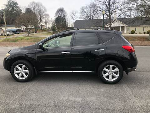 2009 Nissan Murano for sale at Diana Rico LLC in Dalton GA