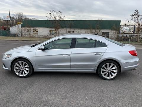 2012 Volkswagen CC for sale at Diana Rico LLC in Dalton GA