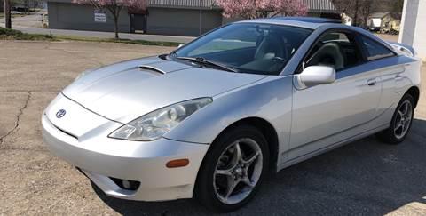 2004 Toyota Celica for sale at Diana Rico LLC in Dalton GA