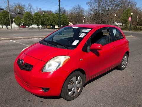 2008 Toyota Yaris for sale at Diana Rico LLC in Dalton GA