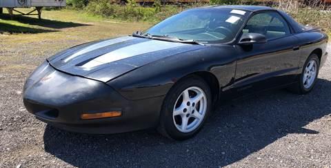 1996 Pontiac Firebird for sale in Dalton, GA