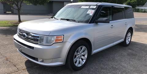 2009 Ford Flex for sale at Diana Rico LLC in Dalton GA