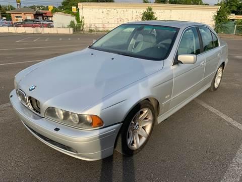 2003 BMW 5 Series for sale at Diana Rico LLC in Dalton GA
