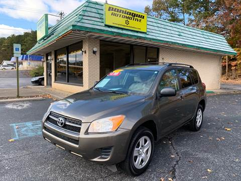 2011 Toyota RAV4 for sale at Diana Rico LLC in Dalton GA