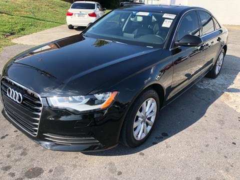 2014 Audi A6 for sale in Dalton, GA