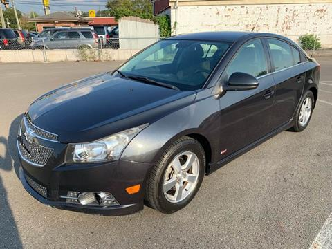 2013 Chevrolet Cruze for sale at Diana Rico LLC in Dalton GA