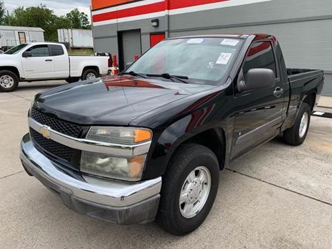 2006 Chevrolet Colorado for sale at Diana Rico LLC in Dalton GA