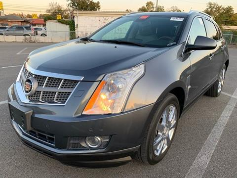 2010 Cadillac SRX for sale at Diana Rico LLC in Dalton GA