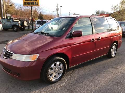 2003 Honda Odyssey for sale in Dalton, GA