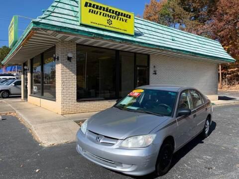 2004 Honda Civic for sale in Dalton, GA