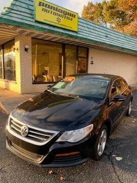 Used Cars Dalton Ga >> 2012 Volkswagen Cc For Sale In Dalton Ga