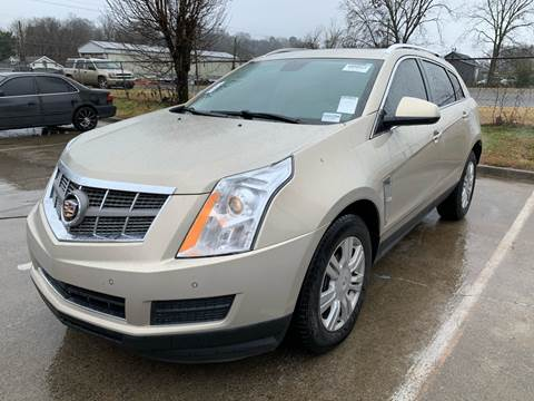 2010 Cadillac SRX for sale at Diana Rico LLC in Dalton GA