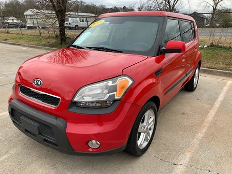 2010 Kia Soul for sale at Diana Rico LLC in Dalton GA