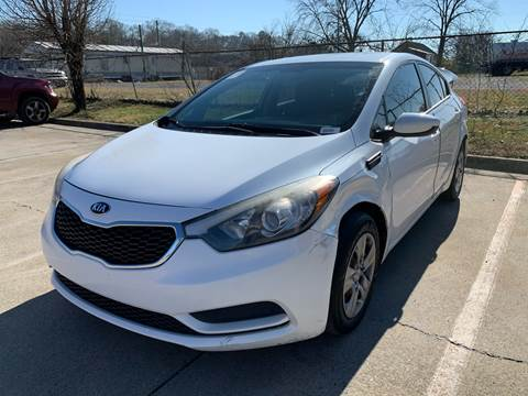 2014 Kia Forte for sale at Diana Rico LLC in Dalton GA