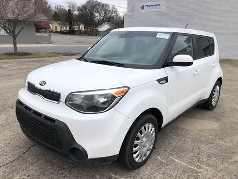 2014 Kia Soul for sale at Diana Rico LLC in Dalton GA