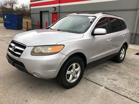 2007 Hyundai Santa Fe for sale at Diana Rico LLC in Dalton GA