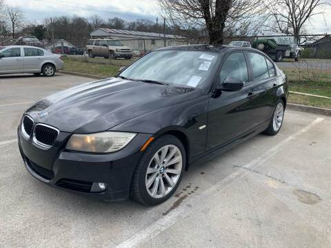 2011 BMW 3 Series for sale at Diana Rico LLC in Dalton GA