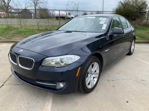 2012 BMW 5 Series for sale at Diana Rico LLC in Dalton GA