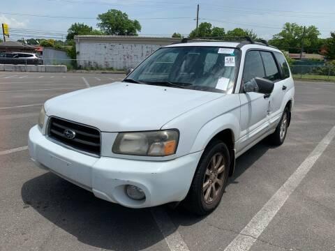 2005 Subaru Forester for sale at Diana Rico LLC in Dalton GA