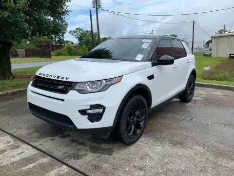 2016 Land Rover Discovery Sport for sale at Diana Rico LLC in Dalton GA