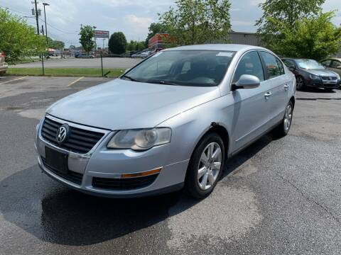 2006 Volkswagen Passat for sale at Diana Rico LLC in Dalton GA