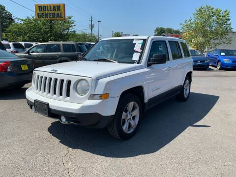 2012 Jeep Patriot for sale at Diana Rico LLC in Dalton GA