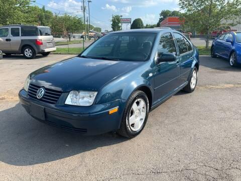 2001 Volkswagen Jetta for sale at Diana Rico LLC in Dalton GA