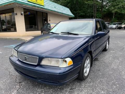1998 Volvo S70 for sale at Diana Rico LLC in Dalton GA