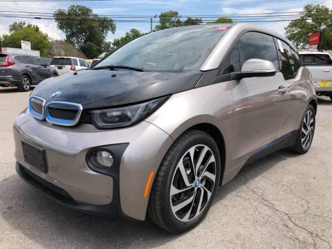 2014 BMW i3 for sale at Diana Rico LLC in Dalton GA