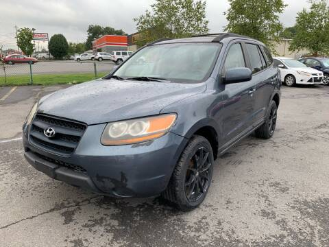 2008 Hyundai Santa Fe for sale at Diana Rico LLC in Dalton GA