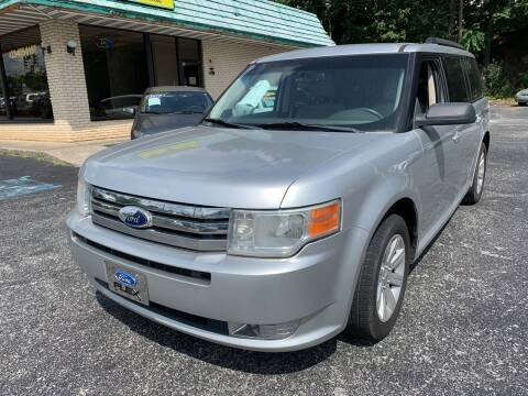 2011 Ford Flex for sale at Diana Rico LLC in Dalton GA