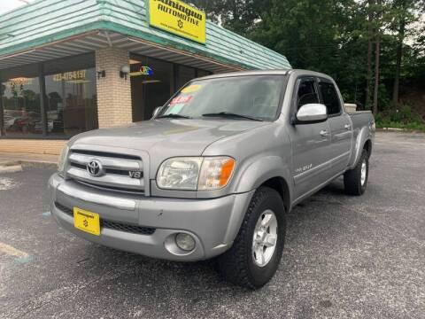 2005 Toyota Tundra for sale at Diana Rico LLC in Dalton GA