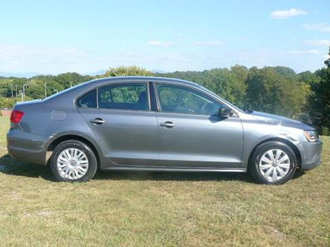 2012 Volkswagen Jetta for sale at Diana Rico LLC in Dalton GA