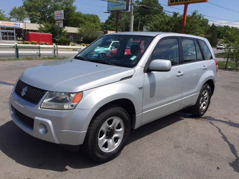 2008 Suzuki Grand Vitara for sale at Diana Rico LLC in Dalton GA