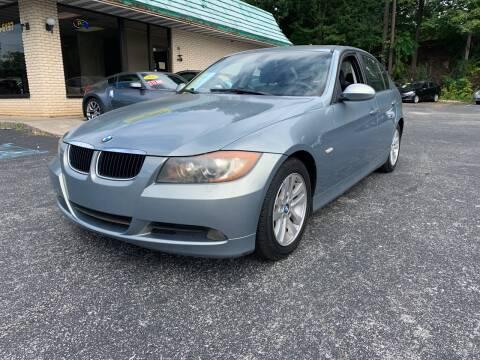 2006 BMW 3 Series for sale at Diana Rico LLC in Dalton GA